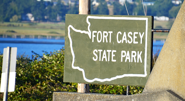 Header - Fort Casey state-park-sign